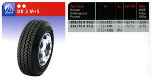 грузовые шины Matador